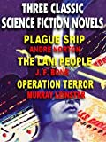 img - for Three Classic Sf Novels: Plague Ship; The Lani People; Operation Terror book / textbook / text book