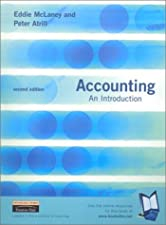 Accounting and Finance an Introduction by Eddie McLaney