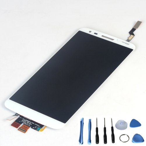 Generic White Lcd Display Touch Screen Digitizer Assembly For Lg Optimus G2 Ls980 Vs980