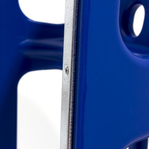 Bleu-luge-plastique-Little-Seal-resistant-stable-h-260-mm