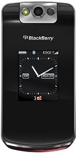 BlackBerry Pearl Flip 8220 Phone, Red (T-Mobile)