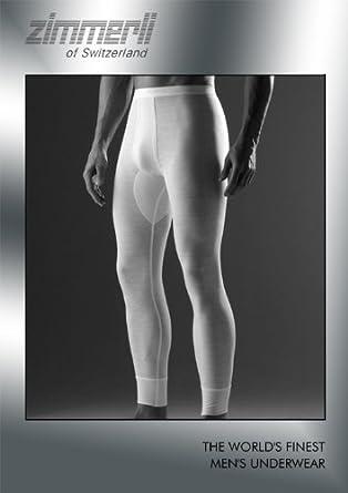 Zimmerli Wool & Silk Legging (710-845) by Zimmerli of Switzerland