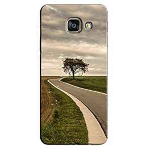 LONELY ROAD BACK COVER SAMSUNG GALAXY A9