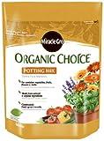 Miracle Gro 72978510 Organic Choice Potting Mix44; 8 qt.