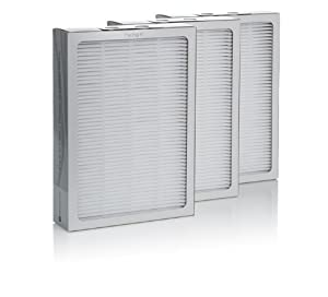 Blueair Particle Filters for 500/600 Series Air Purifiers, 3-Pack