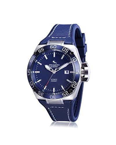 Strumento Marino Men's Blue SM105L/SS/BL/BL Watch