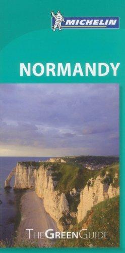 Michelin Green Guide Normandy (Green Guide/Michelin)