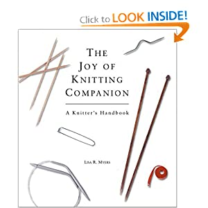 Joy Of Knitting Companion