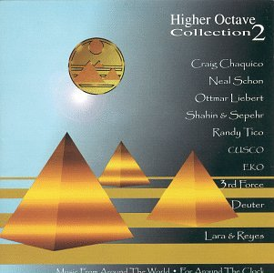Ottmar Liebert - Higher Octave Collection, Vol. 2: Music from Around the World (2-CD Set) - Zortam Music