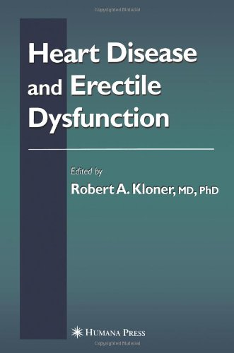 Heart Disease And Erectile Dysfunction (Contemporary Cardiology)