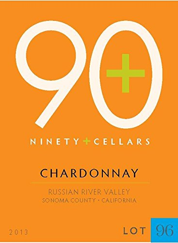 2013 90+ Cellars Lot 96 Russian River Valley Chardonnay 750 Ml