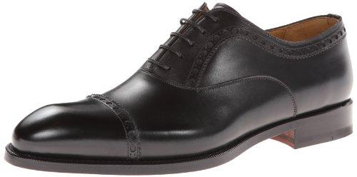 Мужские кожаные осенние ботинки