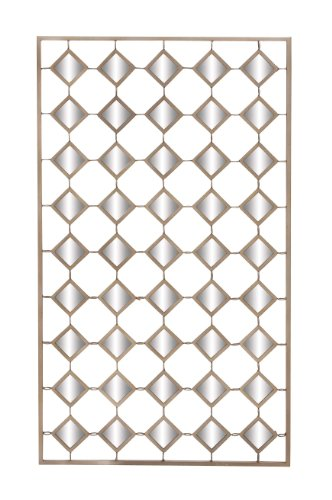 Plutus Brands Mirror Wall Decor with Jazzy Effect