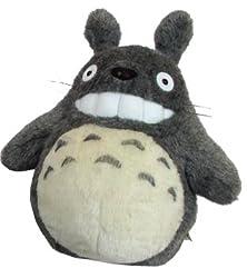Totoro- 12 Smiling Dark Gray Totoro