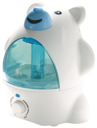 Adorable Polar Bear Cool Mist Humidifier 2 Liters- MF-5K127