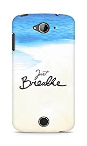 AMEZ just breathe Back Cover For Acer Liquid Z530