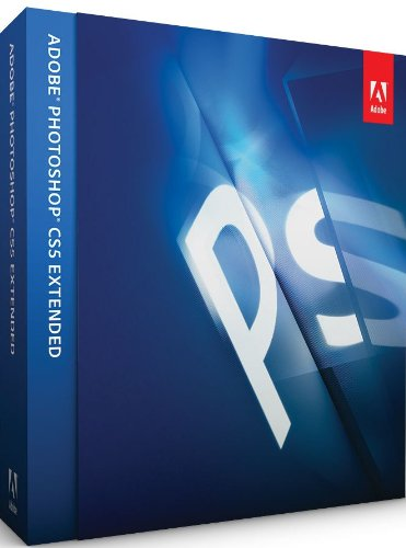 Adobe Photoshop Extended  CS5 (PC)