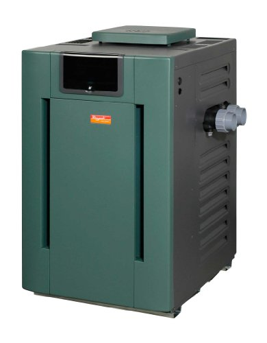 Natural gas pool heater for Garden pool with heater