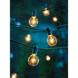 Amazon.com : Home Indoor/Outdoor String Lights : Patio, Lawn & Garden