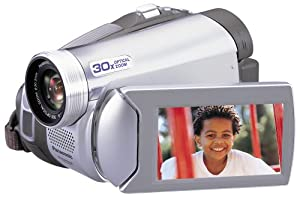 Panasonic PV-GS59 MiniDV Camcorder with 30x Optical Zoom