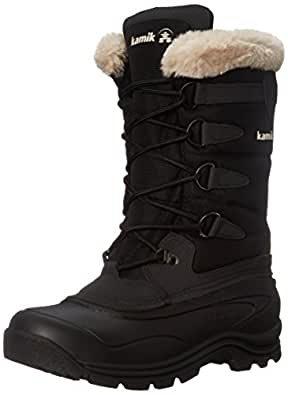 Kamik Women's Shellback Insulated Winter Boot | Amazon.com