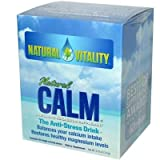 Natural Vitality Natural Calm, Original Flavor 30 Packet(s) (Multi-Pack)