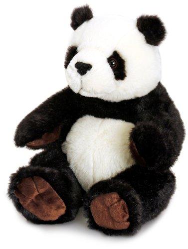 20cm Sitting Panda Sw4633 5027148046337 By Keel Toys