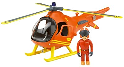 Yaffee FS030 - Feuerwehrmann Sam, Helikopter mit Tom
