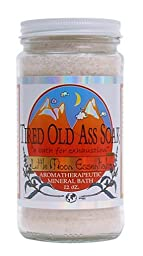 Bath Salts Tired Old Soak 12 Ounce