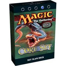 Buy Magic the Gathering MTG 8th Edition Core Set Sky Slam Theme Deck