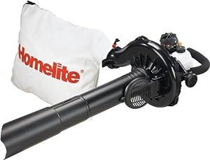 Homelite HBL26BV BenzinLaubsauger 320 km/h  BaumarktBewertungen und Beschreibung