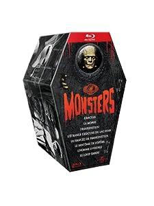 Universal Pictures Monsters - Coffret 8 films [Édition Collector]