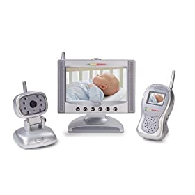 Summer Infant Complete Coverage Color Video Monitor Set