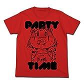あいまいみー ペロペロ麻衣Tシャツ フレンチレッド サイズ:L