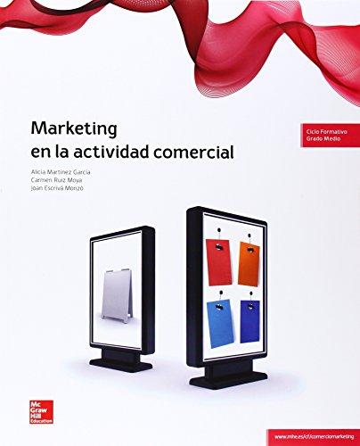 Marketing En La Actividad Comercial. GM