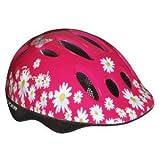Lazer Max Flower Girl Pink Childrens Helmet