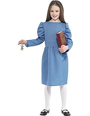 Smiffy's Child Roald Dahl Matilda Costume