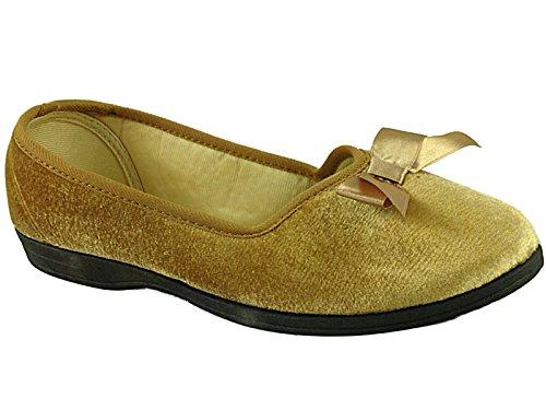 dunlop-pantofole-donna-multicolore-champagne-365