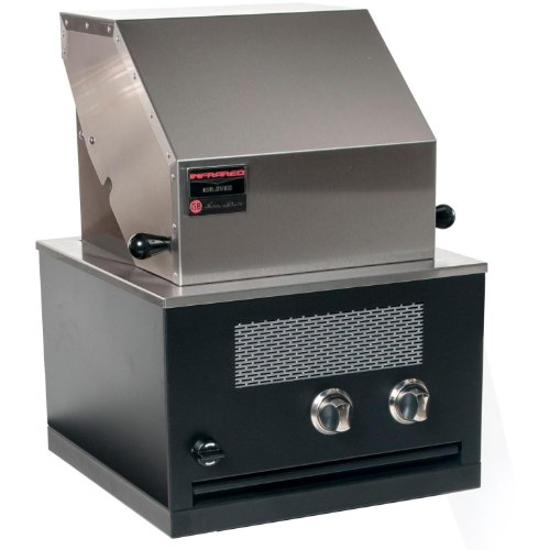 Golden Blount Elite I All Infrared Built-in Natural Gas Grill