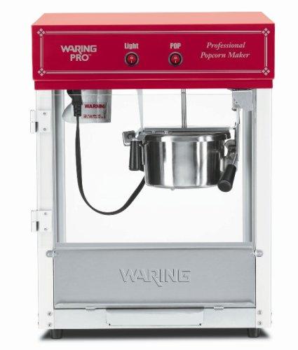Waring Wpm40 Professional Popcorn Maker front-641568