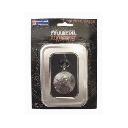 Fullmetal Alchemist Anime Cosplay Pocket Watch GE-7705