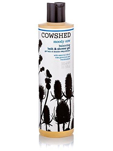 Cowshed Moody Cow Balancing Bagnoschiuma & Gel Doccia 300ml