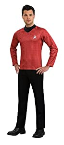Rubie's Costume Star Trek Into Darkness Scotty Shirt With Emblem Costume