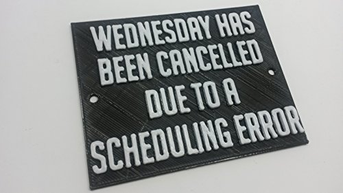 night-vale-wednesday-has-been-cancelled-sign-plaque-inspired-by-the-night-vale-podcast-pub-sign-bar-