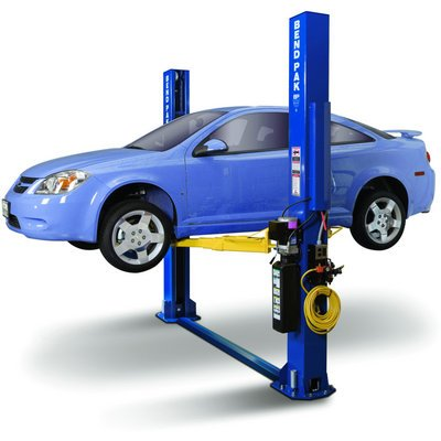 - Bendpak 2-Post Lift - 9000-Lb. Capacity, Model# Xpr-9