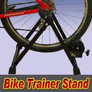 Home Indoor Exercise Bike Stand Magnet Steel