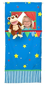 Tellatale Doorway Puppet Theatre by ToyLand