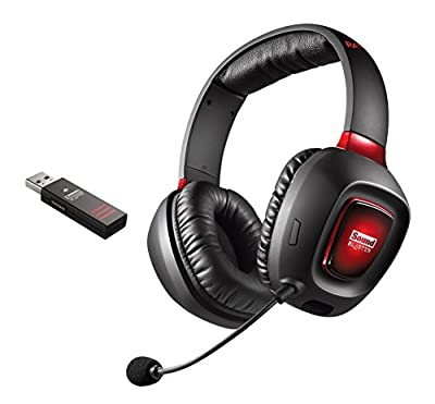 Creative Sound Blaster Tactic3D Rage Wireless Gaming Headset v2