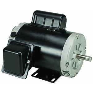 Smith + Jones 1/2 HP General Purpose Electric Motor Reversible