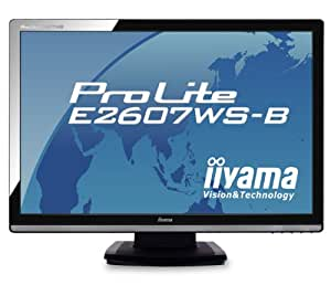 "IIYama Pro Lite E2607 WideS-B1 Ecran PC LCD 26"" Wide"